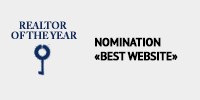 Realtor of the year — Nomination «best website» 2013